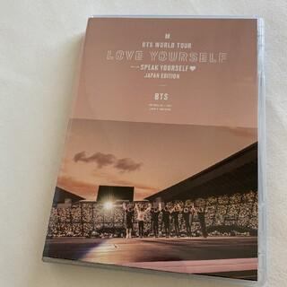 防弾少年団(BTS) - BTS LOVE YOURSELF SPEAK YOURSELF DVD