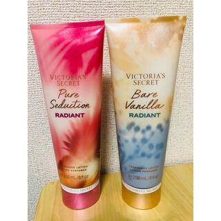 Victoria's Secret - ヴィクトリア シークレット ボディローション ピュアセダクション ベアーヴァニラ