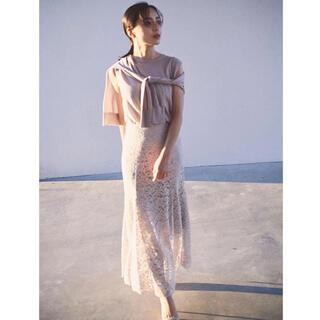 Mila Owen - アニュアンス anuans レースマーメードスカート