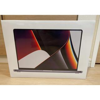 Apple - 【新品未開封】MacBook Pro 16インチ M1MAX