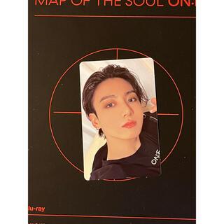 防弾少年団(BTS) - Blu-ray BTS MAP OF THE SOUL ON:E ONE トレカ