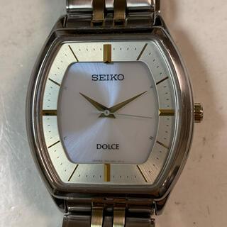 SEIKO - セイコーDOLCEソーラー電波腕時計