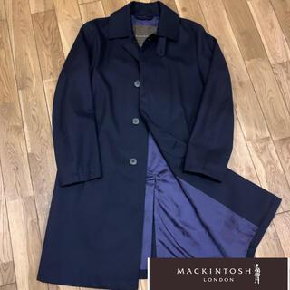 MACKINTOSH - MACKINTOSH マッキントッシュ ロロピアーナ ステンカラー コート