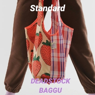 BAGGU 限定 エコバッグ スタンダード デッドストック フルーツスタンド(エコバッグ)