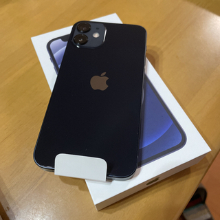 Apple - iPhone12mini 128GB simフリー ブラック 新品未使用品