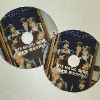 防弾少年団(BTS) - マジックショップ 大阪京セラ 二枚組2都市4公演で15万人を動員したファンミ