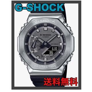 ジーショック(G-SHOCK)のカシオ CASIO G-SHOCK 【GM-2100-1AJF】(腕時計(アナログ))