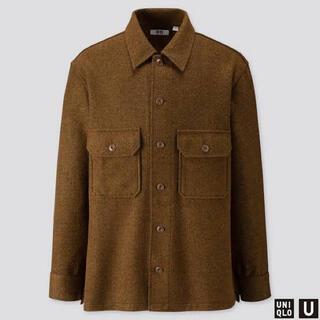 UNIQLO - UNIQLO Uフリースシャツジャケット Lサイズ