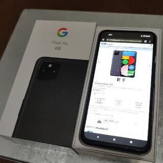 Google Pixel - Pixel 4a5g SIM free