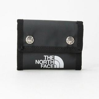 ザノースフェイス(THE NORTH FACE)の新品未使用ザノースフェイス黒THENORTHFACEドットワレット3つ折財布(折り財布)