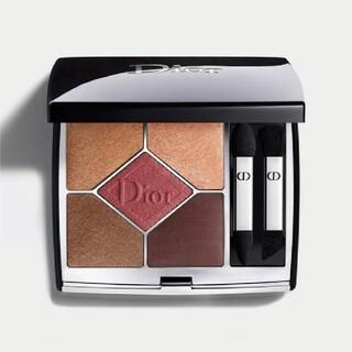 Christian Dior - ディオールサンククルールクチュール689ミッツァブラウンdiorバーガンディー