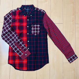 アメリカンイーグル(American Eagle)のチェックシャツ AMERICAN EAGLE OUTFITTERS(シャツ)