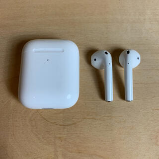 Apple - airpods wireless charging case 第2世代 第二世代
