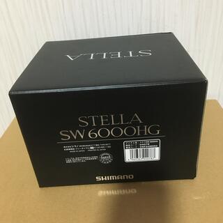 SHIMANO - 未使用 ステラ SW 6000HG