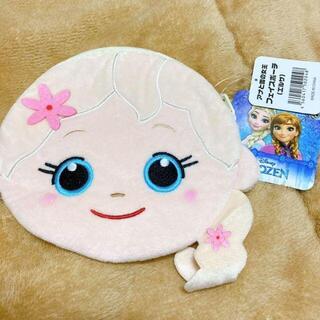 Disney - アナと雪の女王 エルサ ポシェット フェイスポーチ