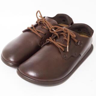 ビルケンシュトック(BIRKENSTOCK)のビルケンシュトック タタミ モンタナ  サイズ37 24cm ナロー幅(ローファー/革靴)