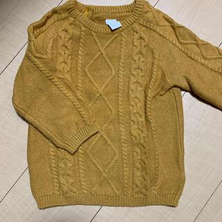エイチアンドエム(H&M)のH&M☆ケーブルニット セーター(ニット/セーター)