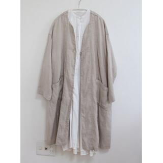 nest Robe - ネストローブ nest robe リネンジャケットコート