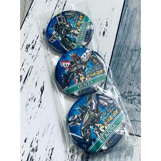 Takara Tomy - シンカリオンZ 缶バッジ 青森、北海道限定 非売品 新品未開封品