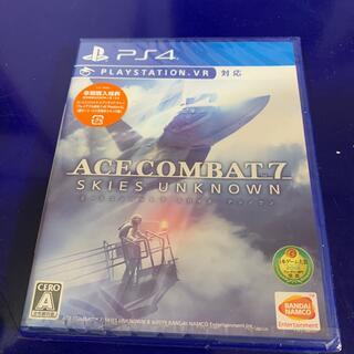エースコンバット7 スカイズ・アンノウン PS4
