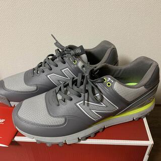 New Balance - ニューバランス ゴルフシューズ MG574GY