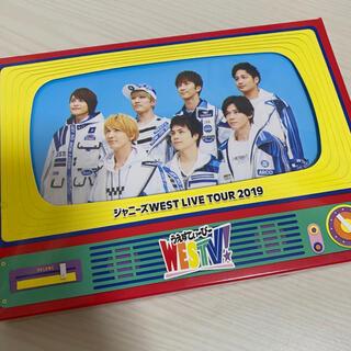 ジャニーズWEST - ジャニーズwest♡WESTV DVD Blu-ray