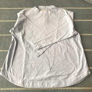 MUJI (無印良品) - 新品タグ付き☆無印☆七分袖シャツ