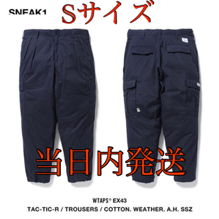 W)taps - TAC-TIC-R / TROUSERS / COTTON. WEATHER