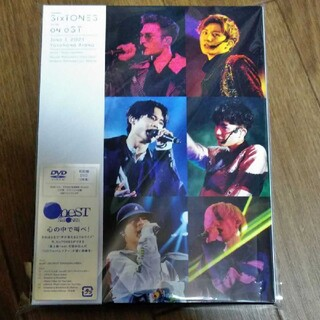 Johnny's - sixtones、on est、sixtones DVD、京本大我、松村北斗
