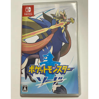 Nintendo Switch - ポケットモンスター ソード Switch ソフト