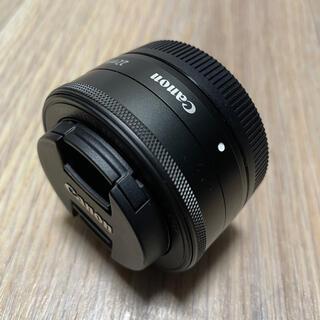 Canon - Canon EFM 22mm f/2 STM EOS M