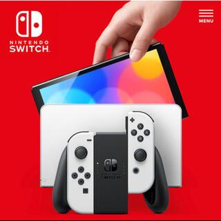 Nintendo Switch - 任天堂 新型Switch有機El ホワイト