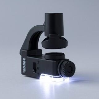 ミクロの世界☆90倍スマホ顕微鏡