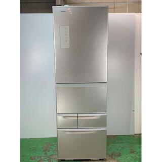 14年製中古東芝冷蔵庫GR-417G410L5ドア2110191758