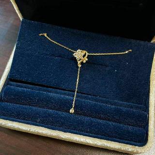 ヴァンドームアオヤマ(Vendome Aoyama)のヴァンドーム青山 ゴールドネックレス 定価33000円(ネックレス)