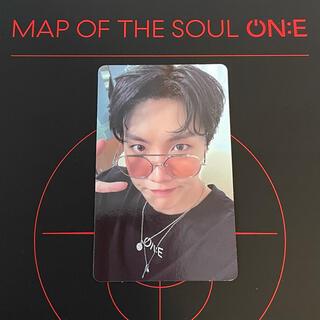 防弾少年団(BTS) - BTS MAP OF THE SOUL ON:E トレカ JHOPE ホソク