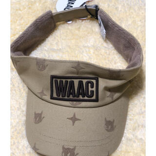 WAACサンバイザー