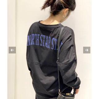 L'Appartement DEUXIEME CLASSE - AP STUDIO 【SKIN】NORTH STAR STATE カットソー
