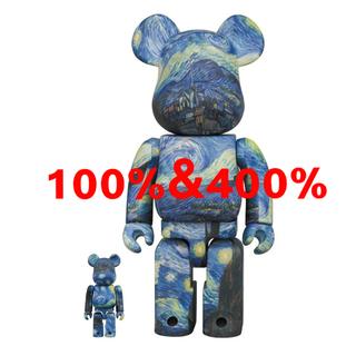 メディコムトイ(MEDICOM TOY)のVincent van Gogh BE@RBRICK 100% & 400%(その他)
