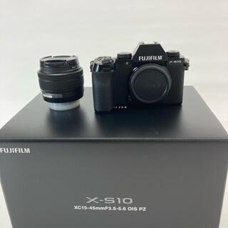 富士フイルム - FUJIFILM (フジフイルム) X-S10 XC15-45mmレンズキット