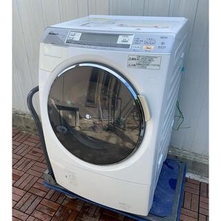 Panasonic - 送料込 Panasonic ドラム式洗濯機 洗濯9kg 乾燥6kg