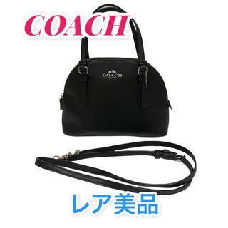 COACH - 希少品のCOACH コーチ 2way ミニショルダーバッグ