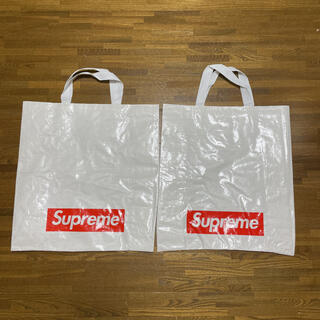 Supreme - シュプリーム Supreme ショッパー ショップバッグ エコバッグ 2枚