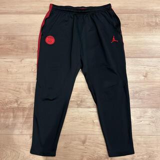 NIKE - PSG パリ・サンジェルマン×jordan ジョーダン パンツ ジャージ XL