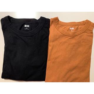 UNIQLO - ユニクロ UNIQLO  Tシャツ カットソー M 2点セット  MENS