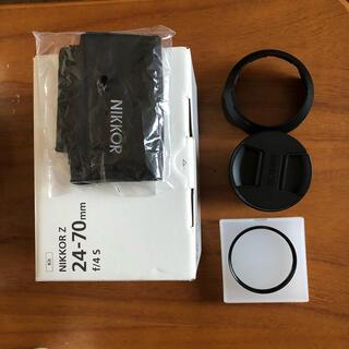 Nikon - 新品同様NIKKOR Z 24-70 F/4 S