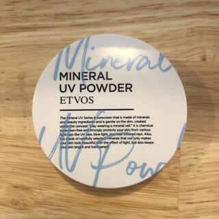 ETVOS - エトヴォス  ミネラルUVパウダーⅧ  ペールラベンダー