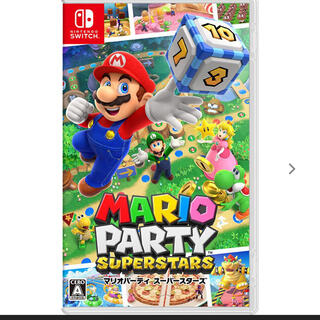 Nintendo Switch - マリオパーティ スーパースターズ 新品未開封