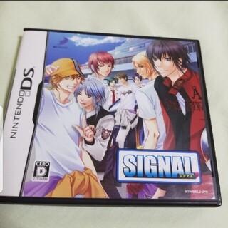 ニンテンドーDS(ニンテンドーDS)のSIGNAL(シグナル) DS(携帯用ゲームソフト)