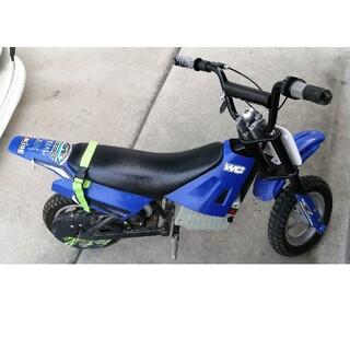 250W搭載電動ポケバイ モトクロスモデル ダートバイクタイプポケットバイク